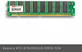 DMS Compatible/Replacement for Kyocera 870LM00018 FS C8026N 256MB DMS Certified Memory PC100 PC/G4 32X64-8 CL2 SDRAM 168 Pin DIMM (16 CHIP) V