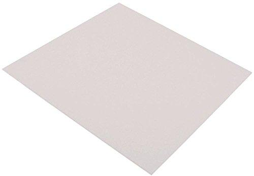Horeca-Select Keramikplatte für Mikrowelle Breite 353mm Länge 365mm Stärke 4mm GMW1030