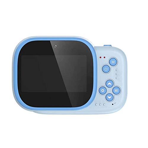 Lemooner Polaroid Kamera Kinderkamera Sofortbildkamera Kinder Digitalkamera 3-Zoll-Großbildschirm 1080P HD Kinderkamera Videorecorder Jungen und Mädchen Geschenke Spielzeug für 3 bis 12 Jahre alte