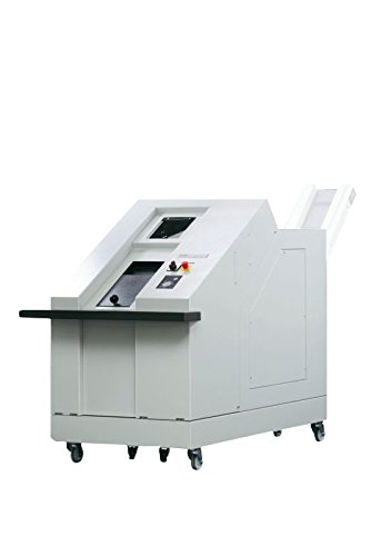 Cheap HSM HDS 230-2 Hard Drive & Backup Media Dual Stage Shredder