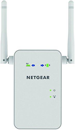 NETGEAR AC750 Dual Band Gigabit Wi-Fi Range Extender EX6100 (Renewed)