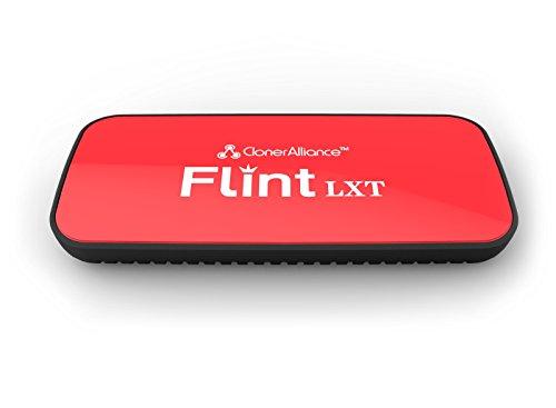 ClonerAlliance Flint LXT, Super portable UVC HDMI dispositivo de captura de vídeo. Capture vídeo de 1080p60fps desde la consola de juegos, videocámara, DSLR a Android/Windows/MAC. Latencia ultra baja.