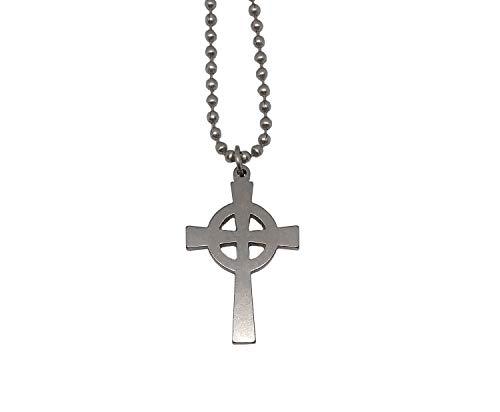 Military Issue Celtic Cross Pendant
