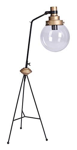 Bauhaus Tischlampe Kugellampe Stehlampe Stativ Leuchte Industrielampe Loft Lampe GMF018 Palazzo exklusiv