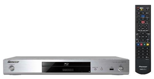 Pioneer ブルーレイディスクプレーヤー 3D対応 SACD対応 シルバー BDP-170-S