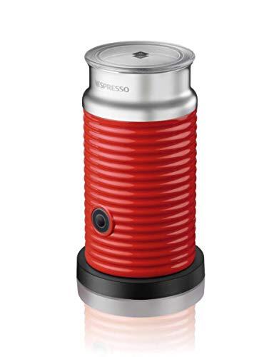 Aeroccino 3 Nespresso 110v Vermelho Espumador De Leite - Nespresso