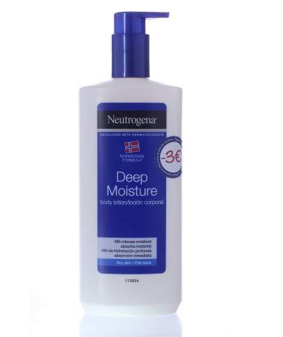 Neutrogena Fluida Corpo Idratazione Intensa Pelle Secca 400 ml