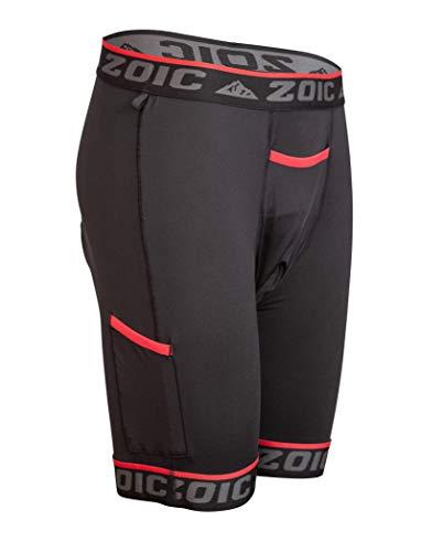 ZOIC Essential Liner Shorts - Men's Black, S