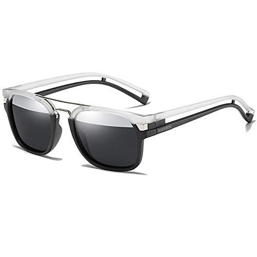 Polarized Neymar Tony stark Sunglasses for Men and Women