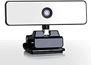 Yuxahiugstx USB External HD Webcam, Auto Focus Free Drive HD Webcam, Desktop Computer Integrated Computer HD Webcam with M...
