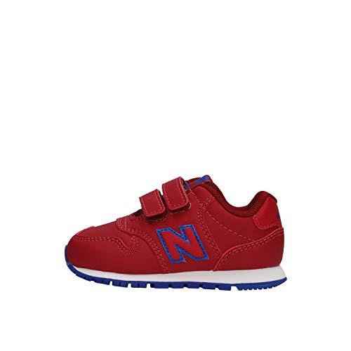 New Balance IV 550 da Baby Scarpe Sneakers Bordeaux da Bambino