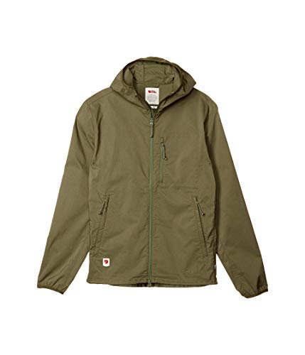 FJALLRAVEN High Coast Shade Jacket M Chaquetas, Hombre, Gree