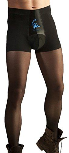 C403M Comfort4Men Pantyhose with support 140den high waist (6)