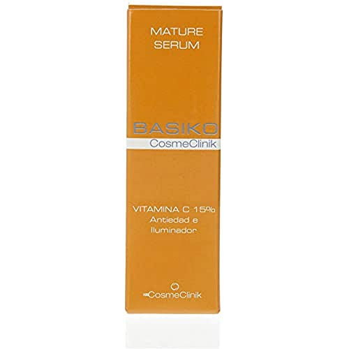 Cosmeclinik s.a. BASIKO MATURE SERUM 30 ML