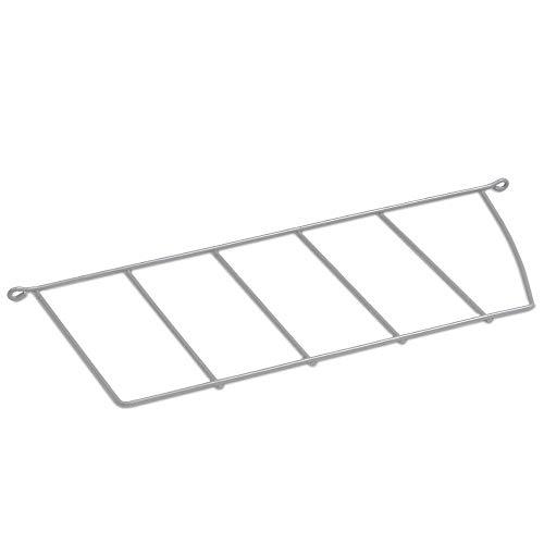 Element System 4 Stück Basics Drahtleiter 540x200 weiß Leiter Regal 10961-00000