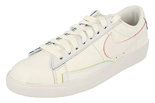 Nike Blazer Low WMNS AT5252 - Sneakers da donna, colore: Bianco, Bianco (bianco), 36.5 EU