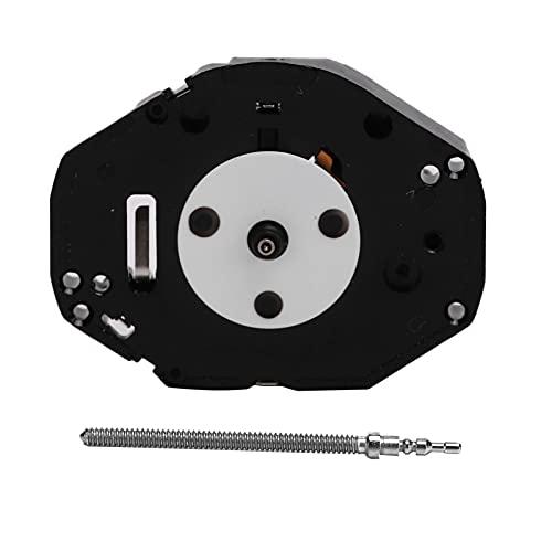 Movimiento de reparación de relojes, pequeño y conveniente mano de obra exquisita Movimiento de reloj profesional PC21A para reparación de movimiento de reloj