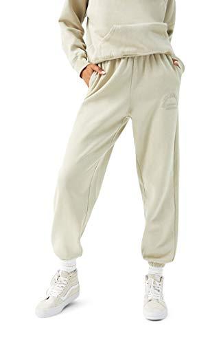 PacSun Women's Pacific Sunwear Sweatpants - Green Size Medium