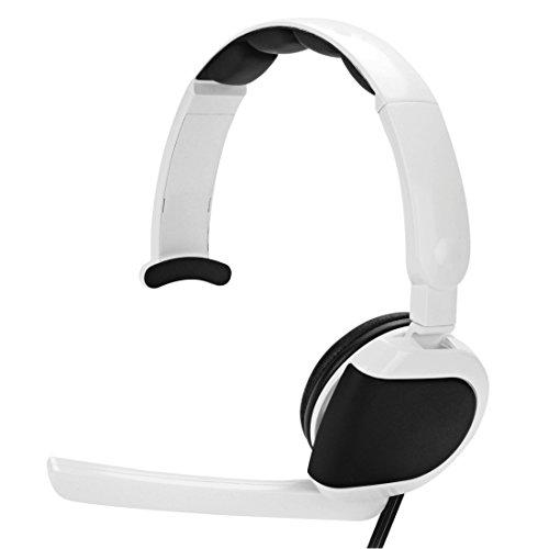 "Hama Gaming Headset ""Insomnia VR"", VR / PS4 (Mono, Overhead, Abnehmbares Mikrofon, Lautstärkeregler, 1,6 M Kabel, 3,5 Mm Klinke) Schwarz [Importación Alemana]"
