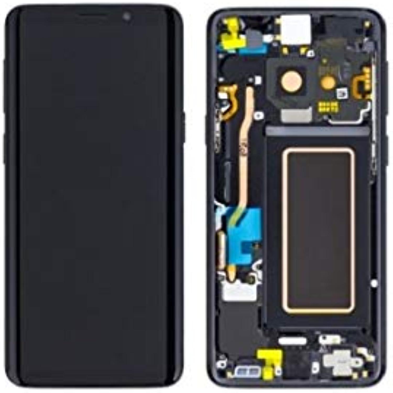 THIRD PARTY - Ecran LCD + Tactile Assemblé Samsung Galaxy S9 SM-G960F schwarz - 3700936114709