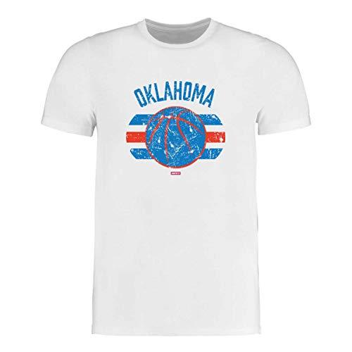 BRAYCE® Oklahoma T-Shirt I Basketball Shirt Größe S - 3XL (XXL)
