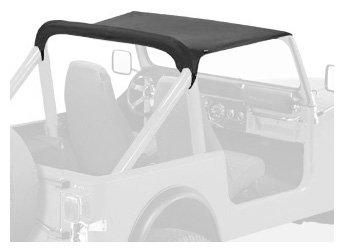 Bestop 5251815 Black Denim Targa-Style...