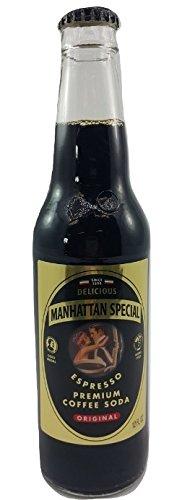 Manhattan Special ESPRESSO SODA FROM BROOKLYN Passaro