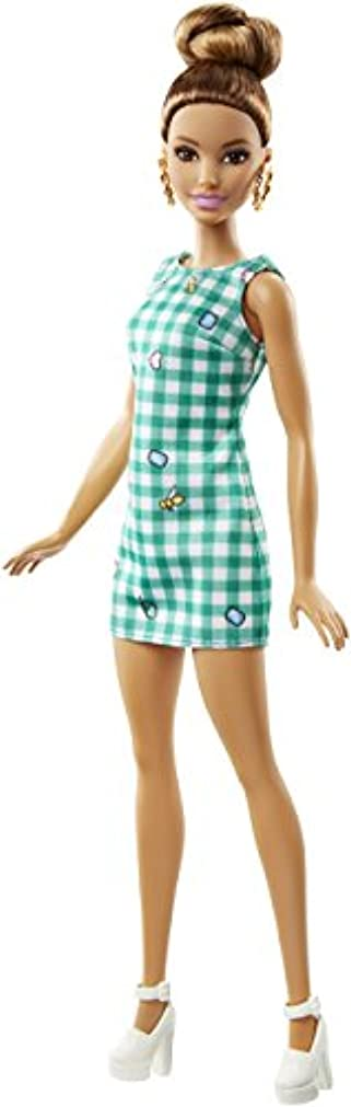 Barbie Fashionistas 50 Emerald Check Doll nclojfj83298088