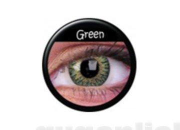 ColourVUE - Tru Blends Green mit Stärke (Dioptrien: -04.00 / Radius: 8.6 / Durchmesser: 14.2)