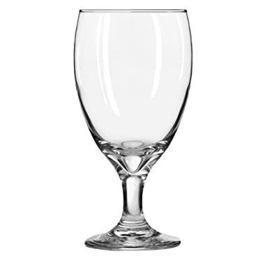 Libbey Classic 16-1/4-Ounce Goblet Glass, Set of 12