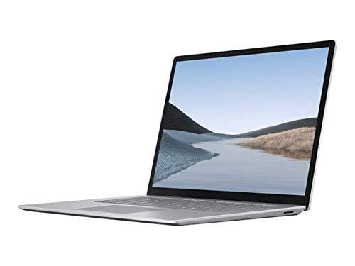 "Microsoft Surface Laptop 3 15"" Touchscreen Notebook - 2496 x 1664 - Core i5 i5-1035G7 - 8 GB RAM - 256 GB SSD - Platinum - Windows 10 Pro - Intel Iris Plus Graphics - PixelSense - Bluetooth - 11.50 Ho"