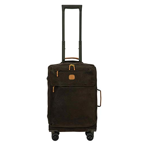 Life Soft-case Carry-on Trolley, One SizeOlive