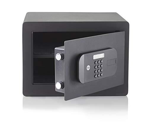 TFB7Q YSEB/250/EB1 Yale YSEB/250/EB1-Caja Fuerte motorizada de Alta Seguridad, Hogar, 25 x 35 x 30 cm