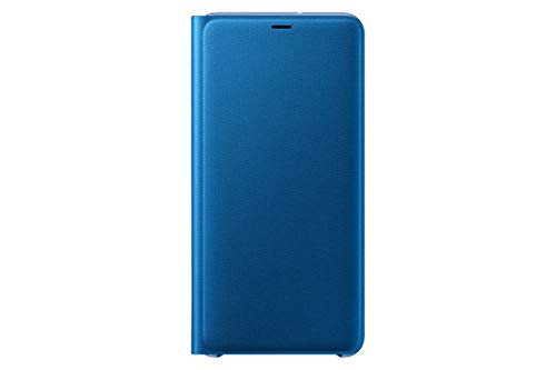 SAMSUNG EF-WA750 Wallet Cover für Galaxy A7 (2018) Blau