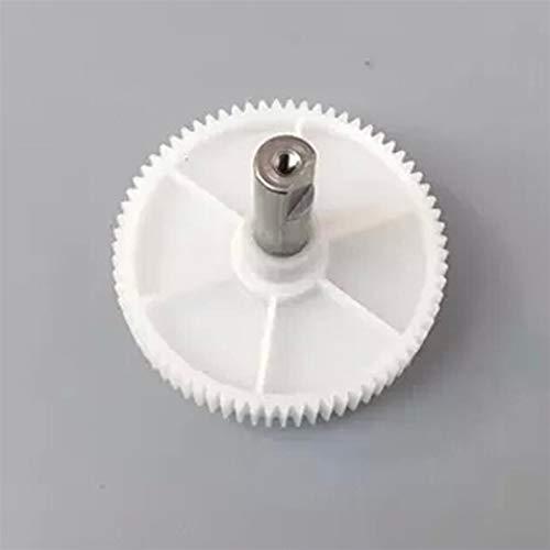 L-Yune,bolt 2pcs plástico Solo Engranaje Engranaje 0.7 Módulo 70 Dientes 8 mm de diámetro vehículo de transmisión de Reducción de Protección de Equipos