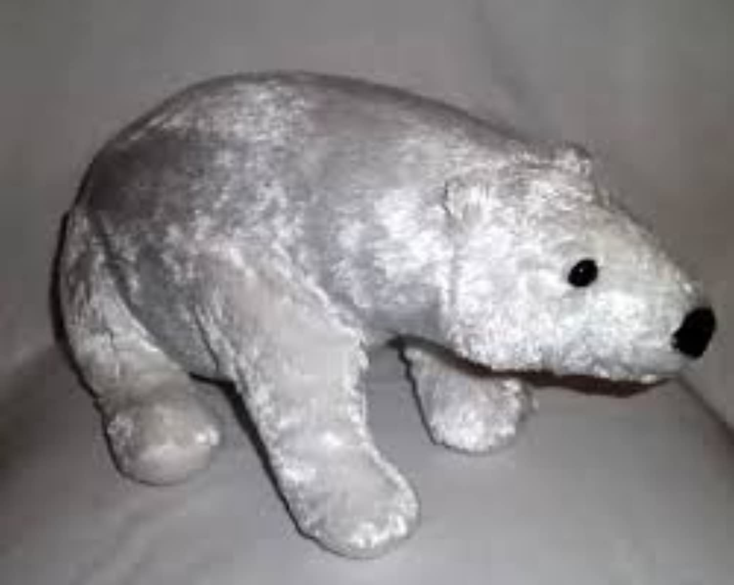 The World of Eric Carle 12 Inch Plush Polar Bear by Eric Carle