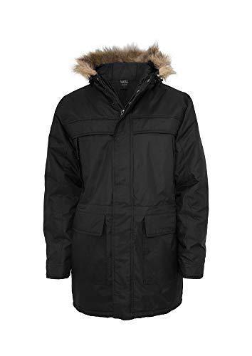 Urban Classics Winter Parker Black - L