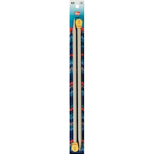 Inox Straight Knitting Needles