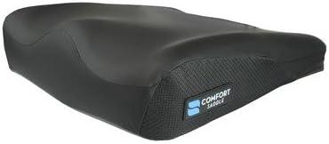Saddle Anti-Thrust Wheelchair Cushion Size: 16