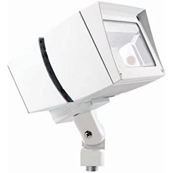3000 K Standard Type RAB Lighting WPLED2T150YFX//PCS Ultra High Output//High Efficiency 150W LED Wallpack Color Warm