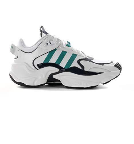 Adidas Originals Magmur Runner EF5086 (Wht./Green/Ink, Fraction_37_and_1_Third) 🔥
