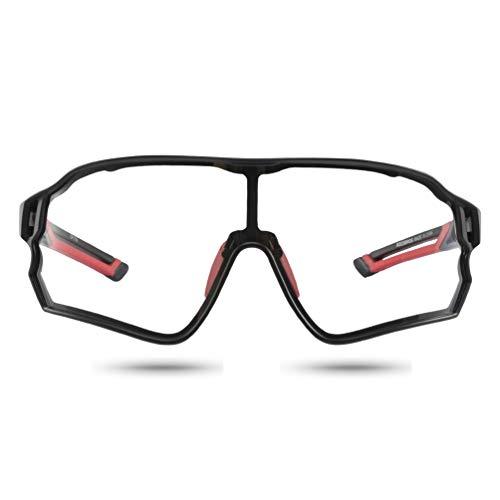 ROCKBROS Photochromic Sunglasses for Men Cycling Sunglasses Sports Bike Glasses