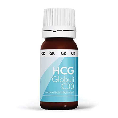 HCG C30 Globuli zum Abnehmen - 21 Tage Stofffwechselkur mit Bryonia