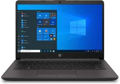 HP 245 G8 AMD Ryzen 3 - 3300U 14 inch (35.56 cms) Laptop (4GB RAM/1TB HDD/Windows 10 /Radeon Vega 8 Graphics/NO ODD) 366C9PA (1.52kg,Dark ash Silver) 2021 Model