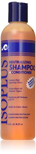 Isoplus Neutralizing Shampoo + Conditioner 8 Ounce (237ml)