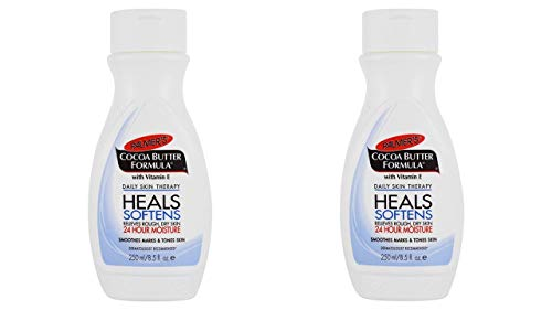 palmers anti aging creams Palmers Cocoa Butter Skin Lotion Formula with Vitamin E, 8.5-Ounces / 250 ml (Pack of 2)