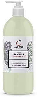 Jax Wax Coastal Banksia After Wax Body Lotion Pump - 1L