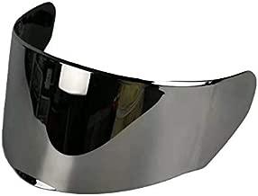 LS2 Helmets Anti-Scratch FF320 / FF328 / FF353 Stream or Rapid Motorcycle Helmet Visor Face Shield (Silver)