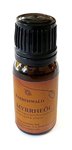 Aceite Esencial de Mirra, 10 ml, 100% Natural,, Omán, commiphora myrrha,