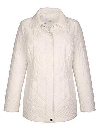 Damen Jacke mit Steppung Wärmend 44 by Paola